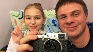 Новогодний аукцион. Продаю любимую фотокамеру. Все деньги – на лечение Кати Рычковой.
