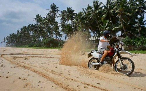 Классная история с Шри-Ланки