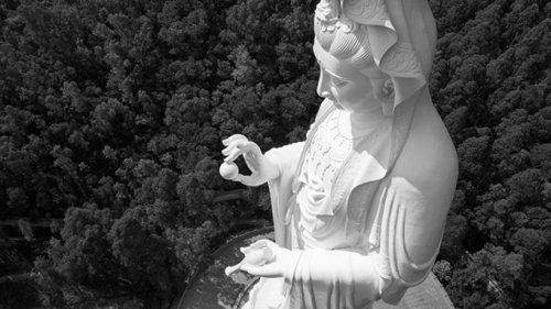 Монастырь Цышань глазами Фредерика Лагранжа