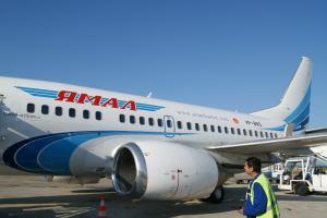 Авиакомпания «Ямал» отменила рейсы из Питера в Крым