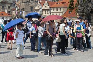 Чехия: Китайцы переплюнули россиян