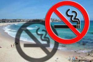 Эстония: Таллин запретит курить на пляже