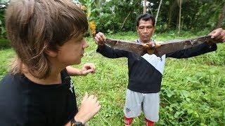 Индонезия. Знакомство с легендарной долиной Балием. 12 серия (1080p HD) | Мир Наизнанку - 5 сезон