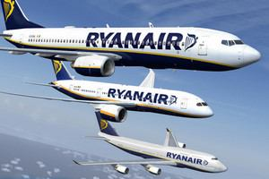 Ирландия: Лоукостер Ryanair станет ещё дешевле