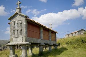 Испания: Старинные амбары превратятся в туристические ночлежки