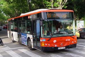 Испания: Водители барселонских автобусов бастуют