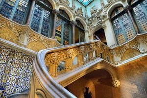 Испания: Жемчужина барселонского модернизма стала доступной для туристов