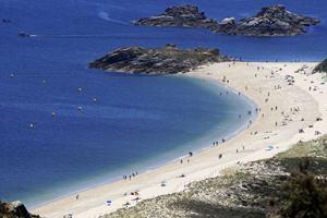 Испанские острова Сиес вошли в список мест для наблюдения за звёздами