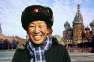 Китайцы встретили Новый год в Москве