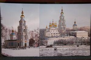 Россия: Костромской Богоявленский собор восстановит колокольню