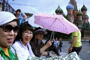 Россия: Москва создаст сеть информационных центров для туристов