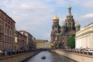 Россия: Отели Петербурга дорожают