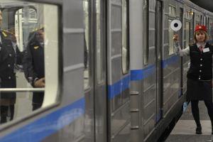 Россия: Первый поезд метро с автопилотом появился в Московском метро