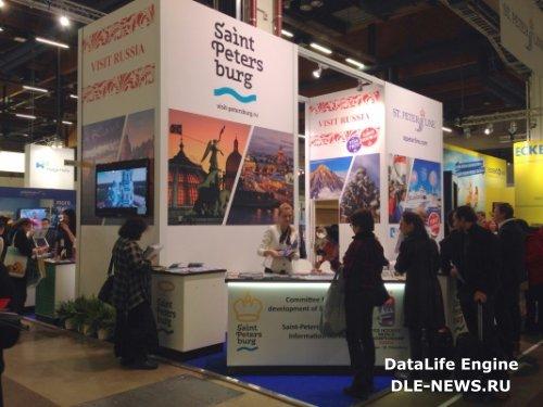 Российский стенд на туристической выставке в Хельсинки впервые объединен общим брендом «Visit Russia»