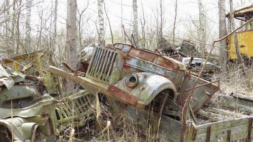 «Чернобыль» - чарующее место!