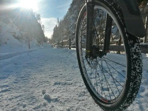 AlpenRide | Через зимние Альпы на велосипеде. Рождение сумасшедшей идеи