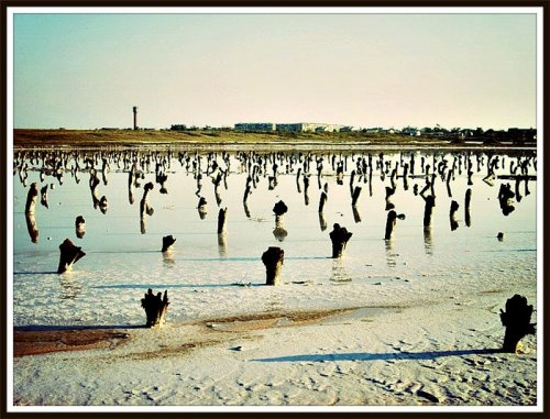 Баскунчак, солонка России. Астраханская область