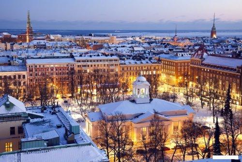 Что нам делать в Хельсинки?