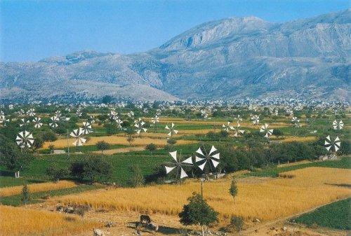 Долина тысячи мельниц
