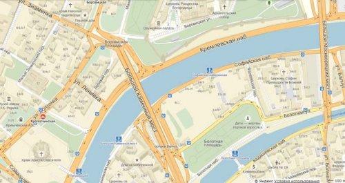 Москва-река без единой льдинки в феврале