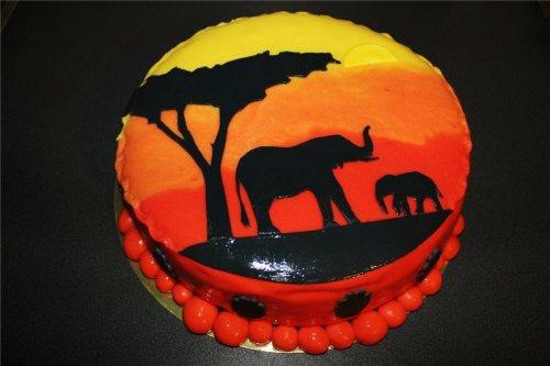 Наши в Африке! Танзания