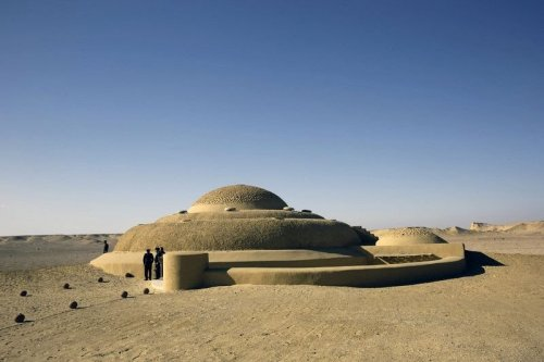 Первый музей ископаемых животных на Ближнем Востоке