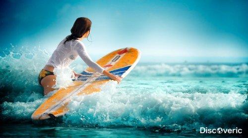Покорите волну с Surflanka