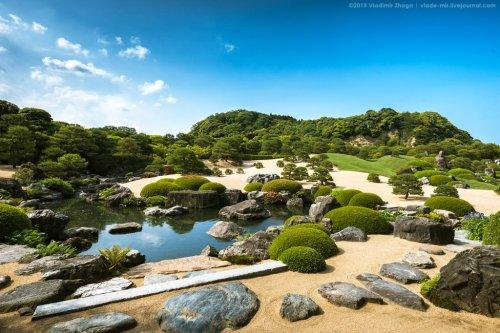 Прогулки по Японии. Про японские сады