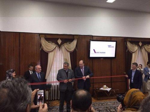 Россия и Иран подписали программу совместных действий по развитию туризма