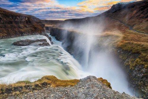 Самые красивые водопады Исландии