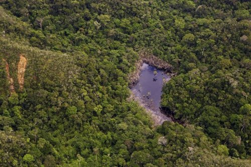 Самый молодой национальный парк в мире