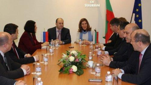 В Софии состоялась встреча главы Ростуризма Олега Сафонова с Премьер-министром Болгарии Бойко Борисовым