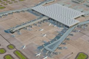 Турция строит самый большой аэропорт в мире