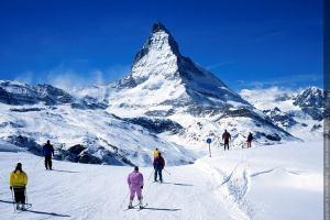 У горнолыжных курортов Франции короче, чем они говорят