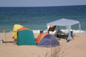 Болгария запретит парковки на берегу моря
