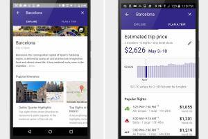 Google запустил поисковик для туристов