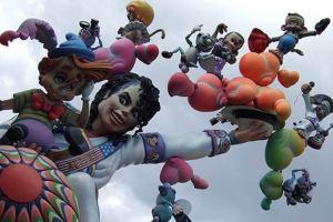 Испания: Лас Фальяс пройдёт с 14 по 19 марта