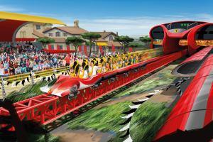 Испания: Рort Аventura почти построил самую высокую горку в мире