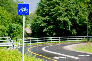 Норвегия построит велосипедные автострады