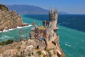 Россия: Крым считает миллионами