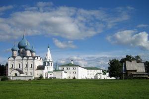 Россия: Суздаль — город с лучшими гостиницами