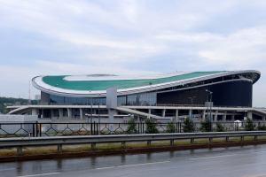 Россия: В Казани построят гостиницу прямо на стадионе