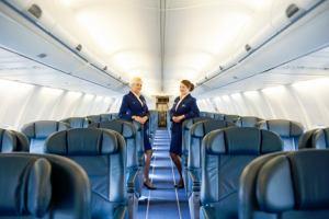 Ryanair оборудовала самолёт для корпоративов