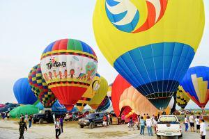 Таиланд: Чанг Май устраивает фестиваль воздушных шаров