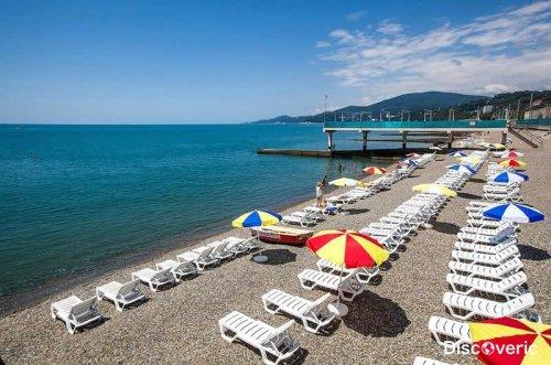 Преимущества российских курортов: Адлер