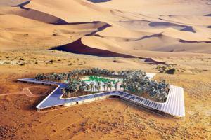 В ОАЭ построят самый безопасный для окружающей среды курорт