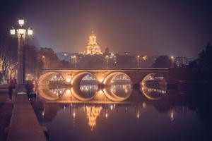В Тбилиси только ночным